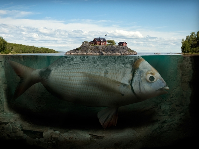 Erik Johansson photography/Impossible Images