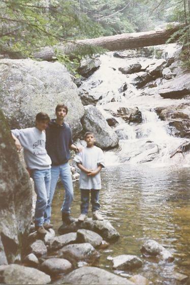 1993 New Hampshire vacation