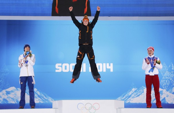 olympic jumper