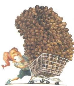 potatoes cart