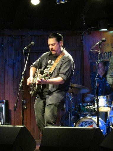 Jesse Dayton.  Great band, too.