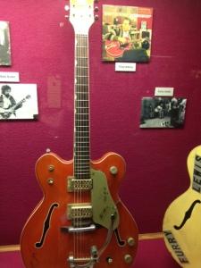 Muddy Waters' guitar.