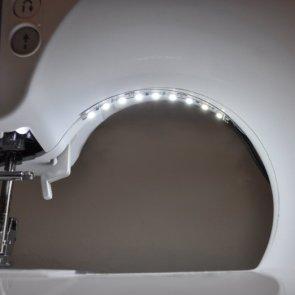 sewing machine light