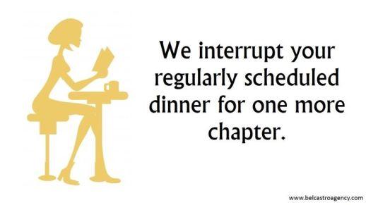 we interrupt