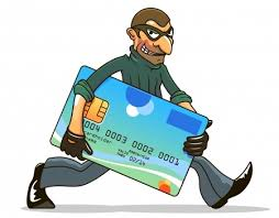 credit card thief