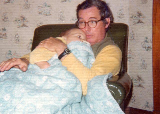 1973 Ben and Grandpa001